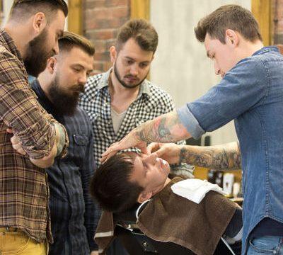 دوره های فشرده آموزش آرایشگری مردانه