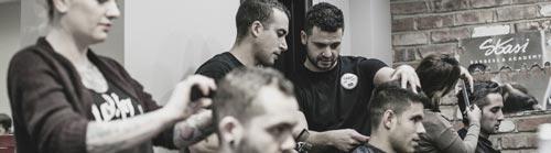 دوره درجه 2 آموزش آرایشگری مردانه